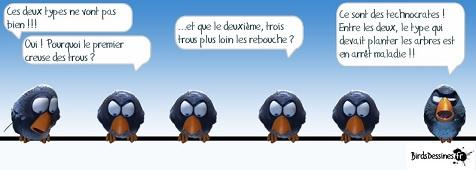 """L'ÉNA  """"Le Technocrate et le Quidam"""" Rev_124"""