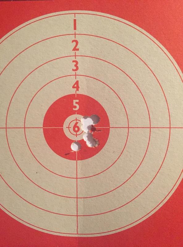 Carton Marauder pistol avec différents plombs Img_1011