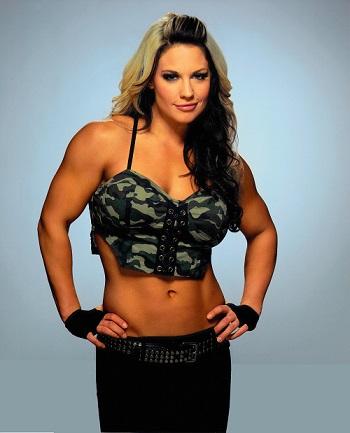 Crie seu Wrestler Kaitly11
