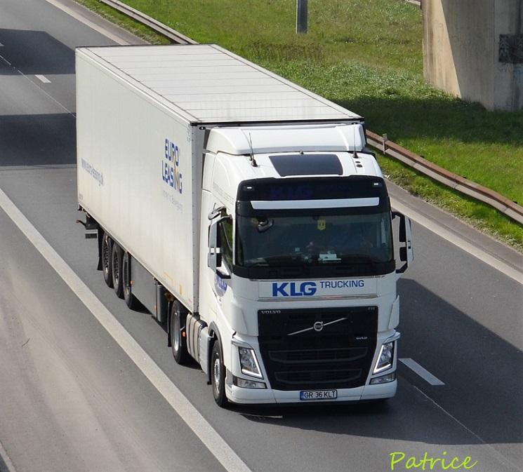 KLG Trucking  (Bucarest) 11213