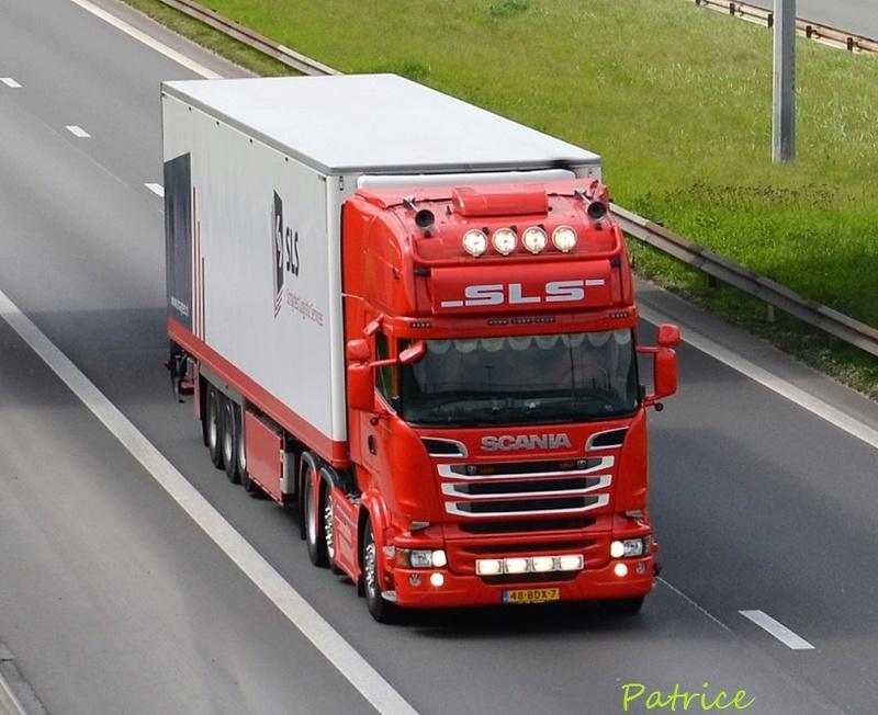 SLS  Straytest Logistic Services (Barendrecht) 2012