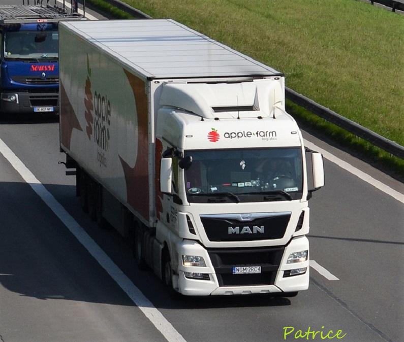 Apple Farm Logistics  (Gdynia) 24511