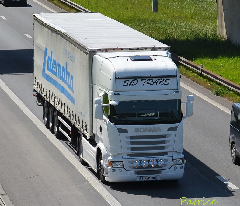 S & D Trans  (Lochristi) 26711