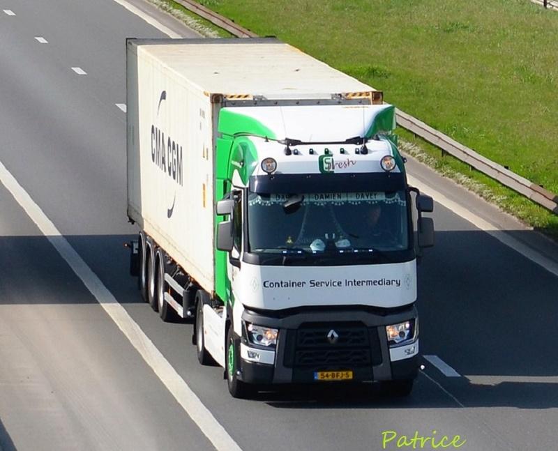 CSI  Container Service Intermediary  (Barendrecht) 2810