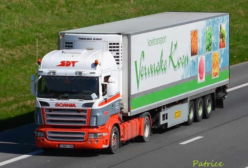 SDT  Stefaan Depreiter Transport  (Roeselare) 34310