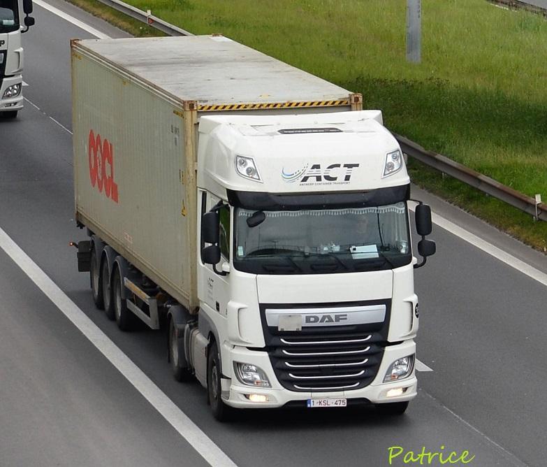 ACT Antwerp Container Transport  (Antwerpen) 3912