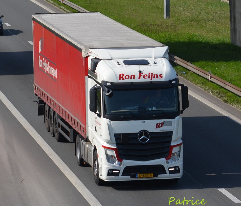 Ron Feijns Transport (Roosendaal) 411