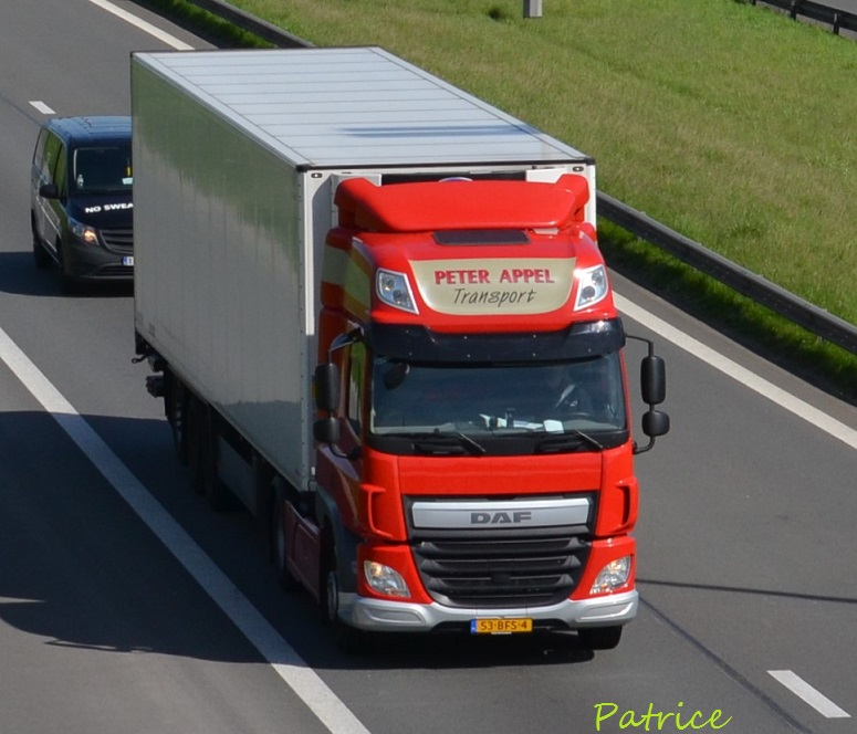 Peter Appel Transport - Middenmeer 53210