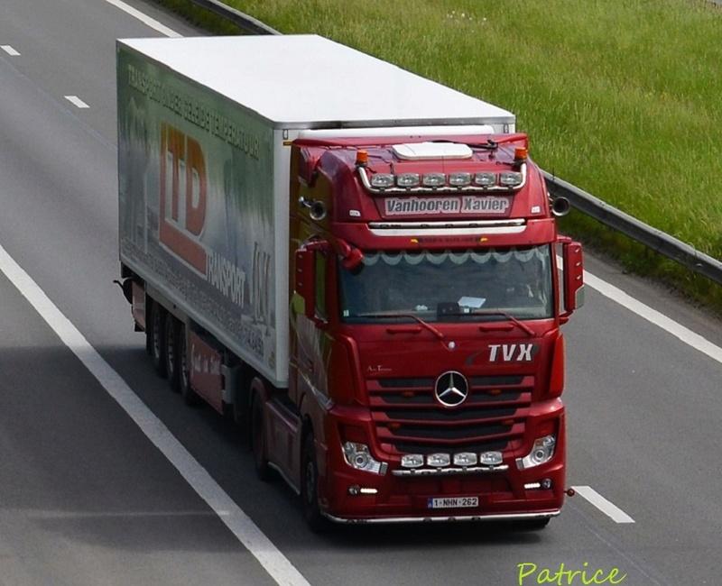 TVX  Transport Vanhooren Xavier  (Kortemark) 5713