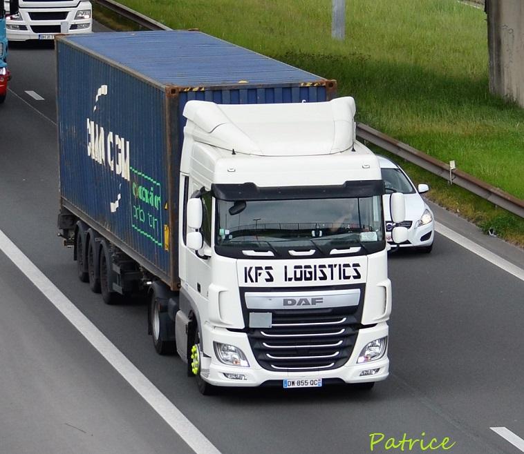 KFS  Logistics  (Poissy, 78) 7013