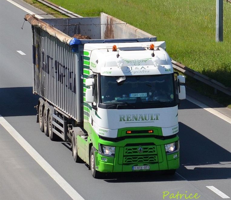 T&A  Logistics  (Lennik) 714