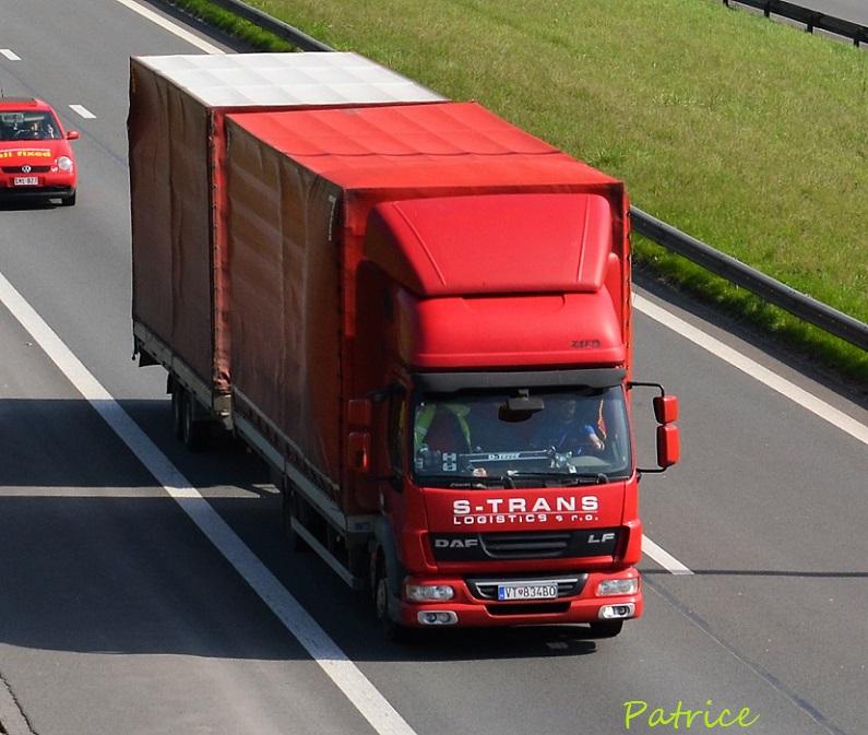 S-Trans Logistics s.r.o.  (Vranov nad Topl'ou) 7910
