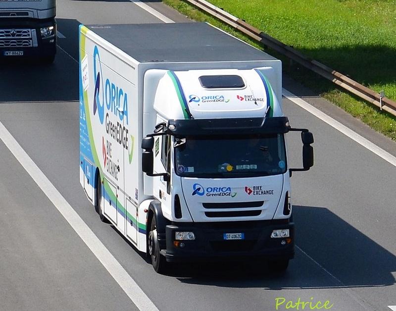 Camion Equipe Cycliste 9710