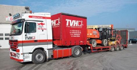 TVH Group Thermote & Vanhalst (Waregem) Transp17
