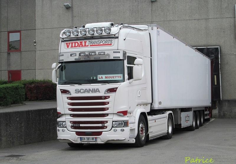 Vidal Transports  (Lunel, 34) Vidal10