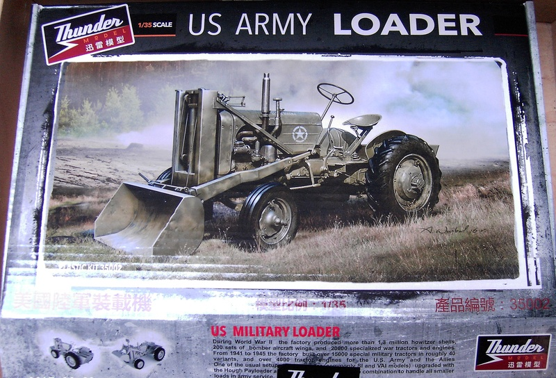 US Army Loader Pict5622