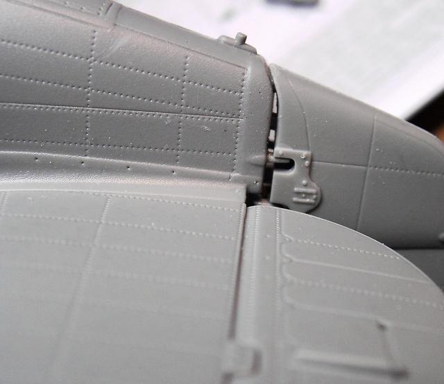 Republic P-47D Thunderbolt Bubbletop / Kinetic, 1:24 Pict5847