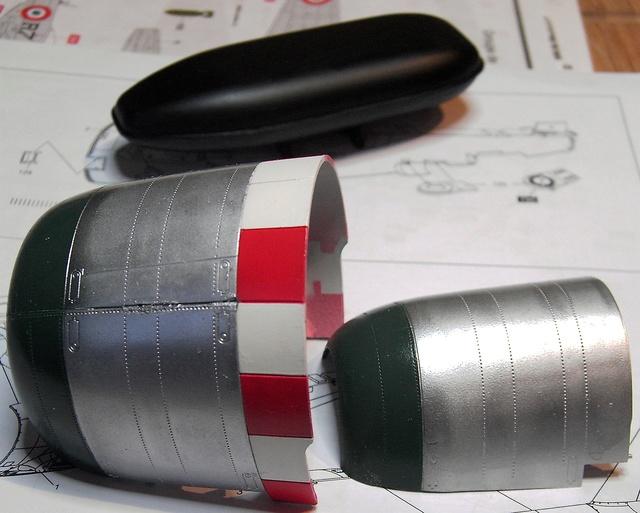 Republic P-47D Thunderbolt Bubbletop / Kinetic, 1:24 - Seite 2 Pict5885
