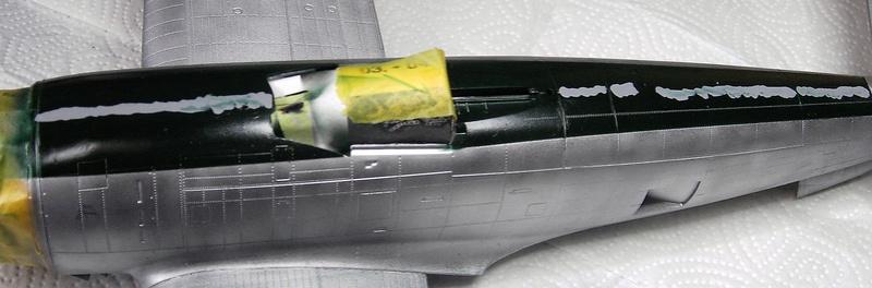 Republic P-47D Thunderbolt Bubbletop / Kinetic, 1:24 - Seite 2 Pict5915