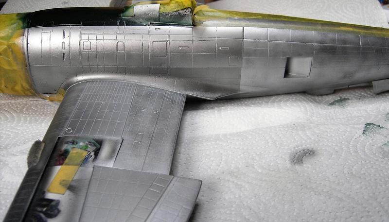 Republic P-47D Thunderbolt Bubbletop / Kinetic, 1:24 - Seite 2 Pict5917