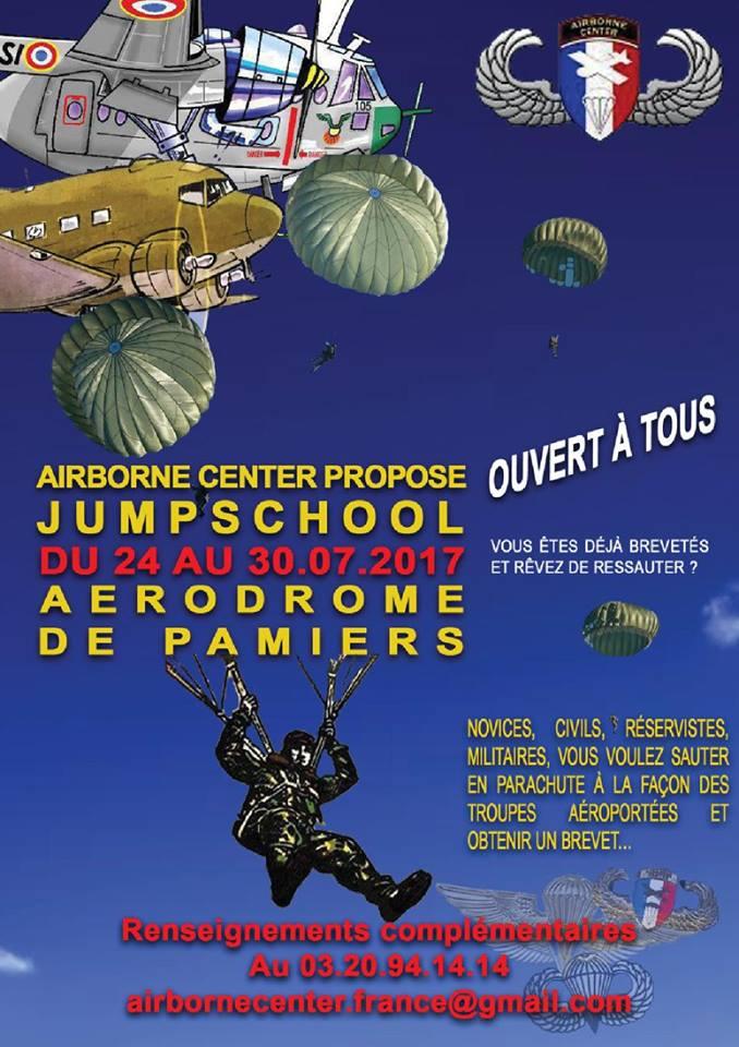 Stage et brevets avec Airborne Center à Pamiers  Airbor10