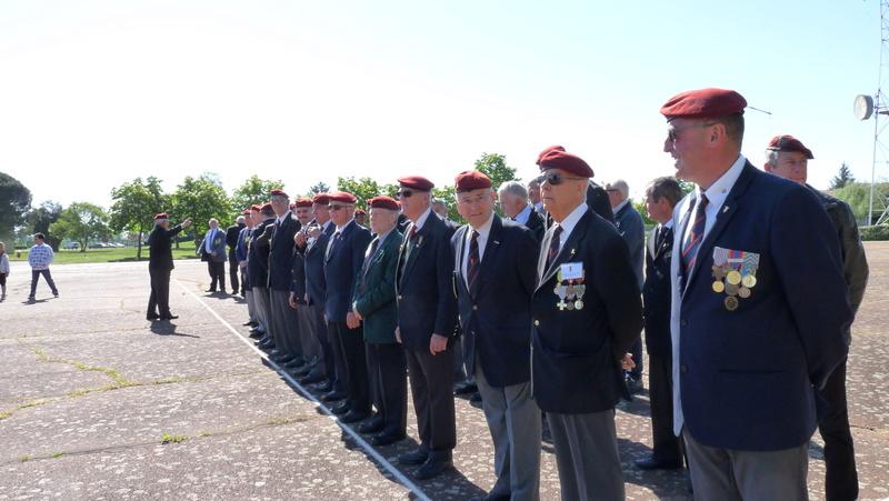 Les anciens du 9ème RCP ont commémoré la bataille de SOUK-AHRAS P1080711