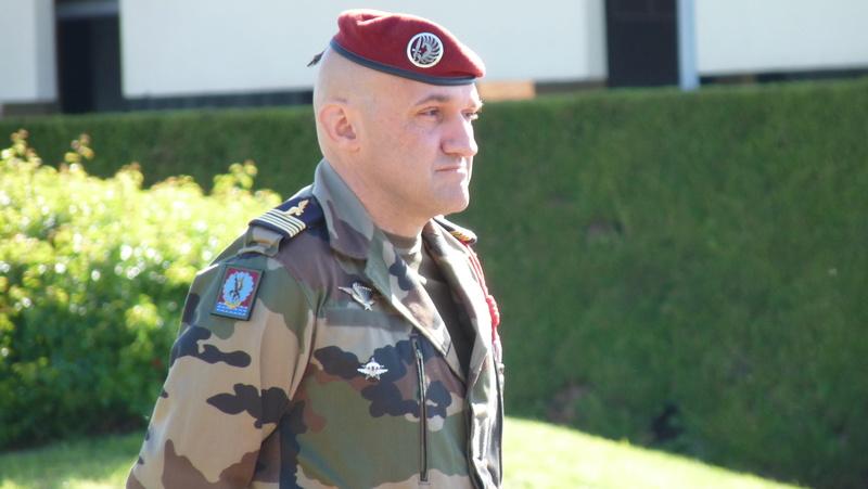 Les anciens du 9ème RCP ont commémoré la bataille de SOUK-AHRAS P1080717