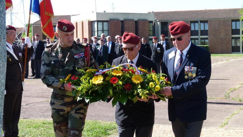 Les anciens du 9ème RCP ont commémoré la bataille de SOUK-AHRAS P1080718
