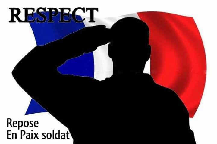 Chef de bataillon Gildas Lebeurier : un grand soldat vient de nous quitter   Respec13