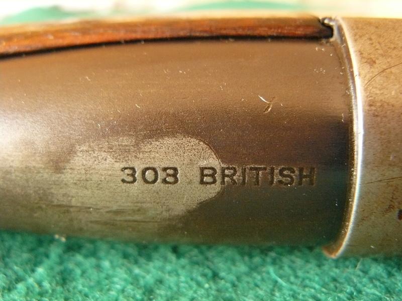 Deux exemplaires; 303 British et 405 Winchester [1895] 6winch10