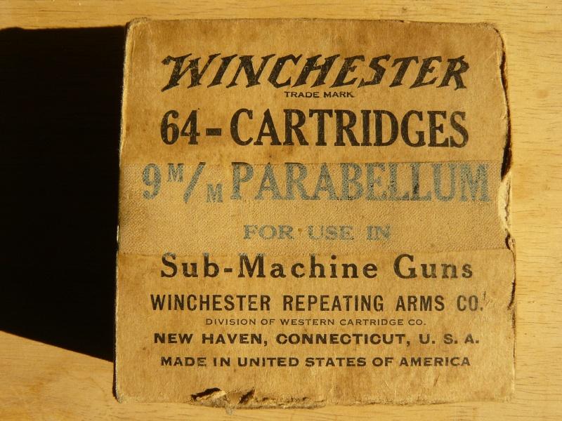 Boites  de munitions à estimer Boites11
