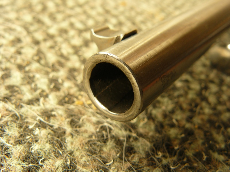 "Revolver type ""lefaucheux"" 12mm à broche Cnilic19"