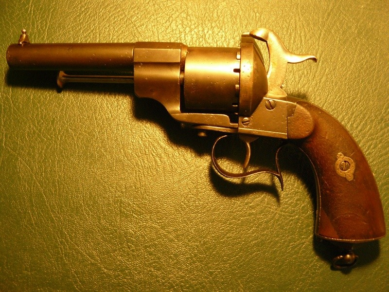 """Revolver type """"lefaucheux"""" 12mm à broche - Page 3 Lefauc15"""