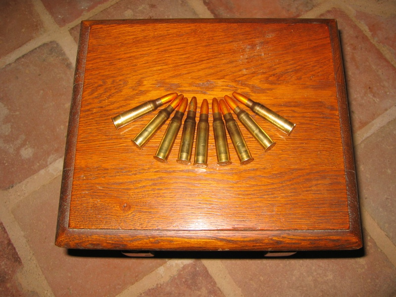 rechargement du 8X57 Mauser Rollin24