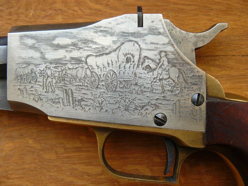 Tingle Pistolet PN à un coup Tingle11