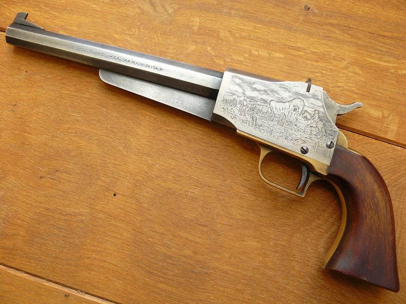 Tingle Pistolet PN à un coup Tingle12