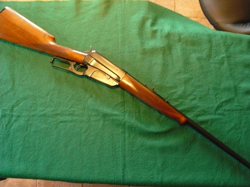 Deux exemplaires; 303 British et 405 Winchester [1895] W_189510