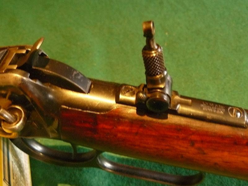 Dioptre Lyman sur Winchester 94 Winche40