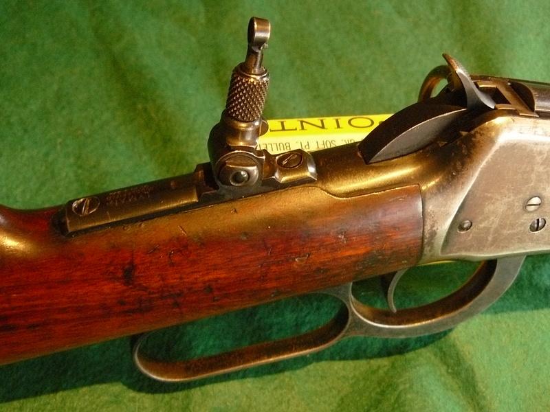Dioptre Lyman sur Winchester 94 Winche41