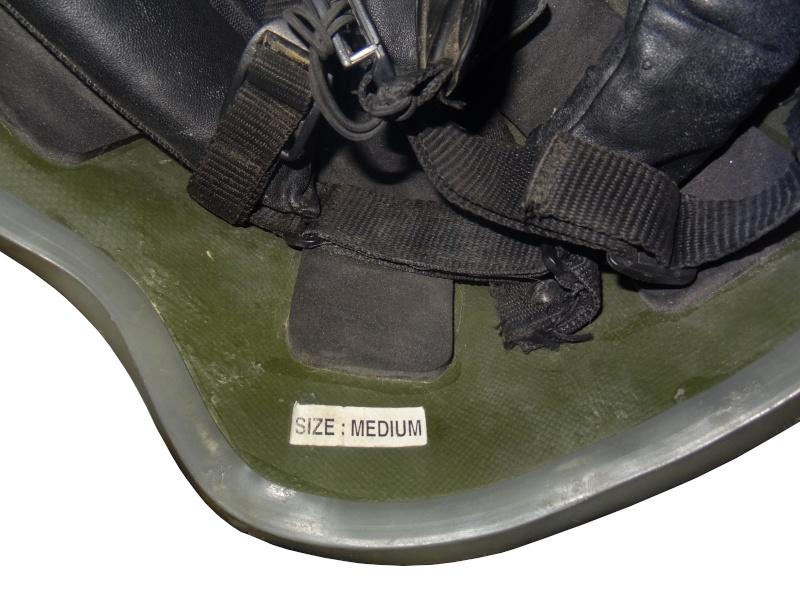 ANA kevlar helmet Dsc09112