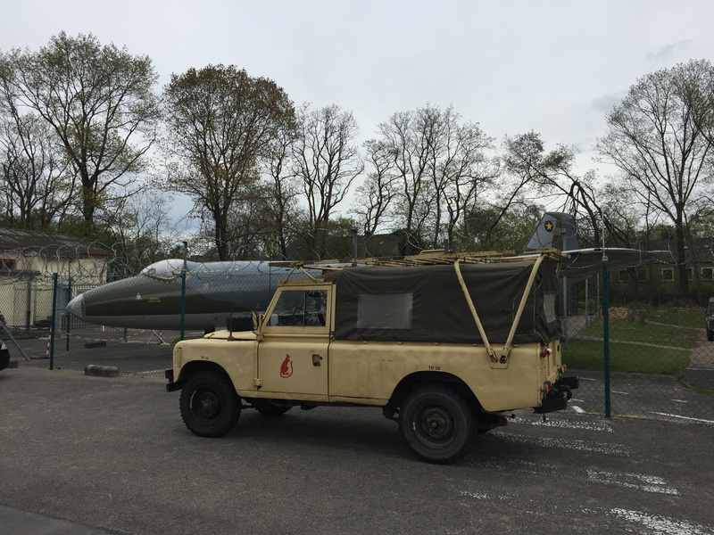 History of my Land Rover Series 3 2017_011
