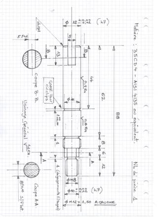 Tuto : Remplacement du rouet de pompe à eau (impeller) sur Yanmar 3YM30 Pompe_11