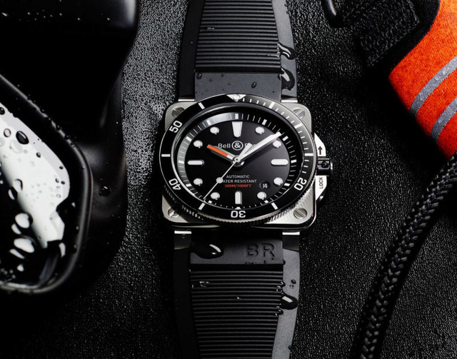 Quelques nouveautés 2017 (montres de plongée only) Br110