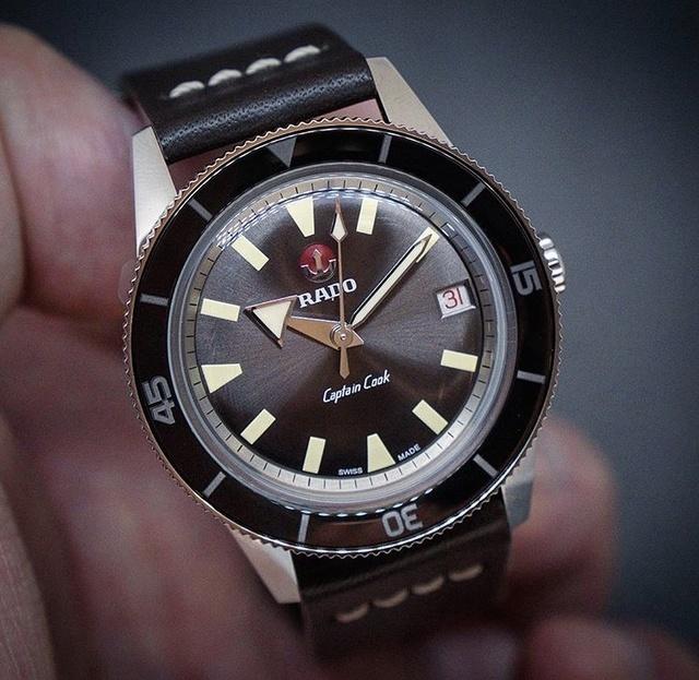 Quelques nouveautés 2017 (montres de plongée only) Rado10