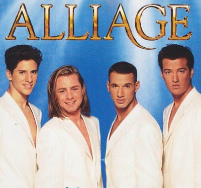 """GROUPE """" ALLIAGE """" (QUENTIN) 2be5-a10"""