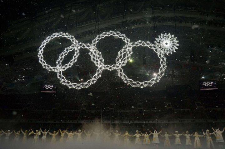 JEUX OLYMPIQUES HIVER SOTCHI  RUSSIE 7/02/2014 35696110