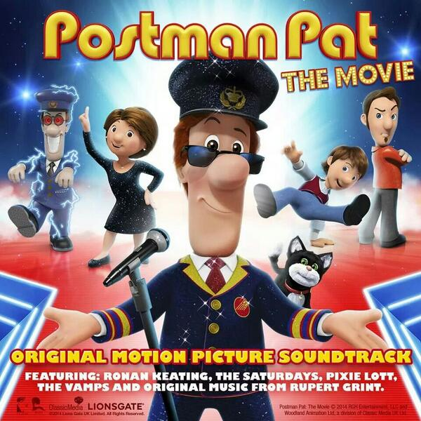 POSTMAN PAT SINGING ROLE  DESSIN ANIME Bl-f7i10