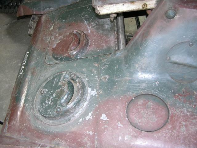Hotchkiss H-39 - 1er Cuirassiers  Dscn5411