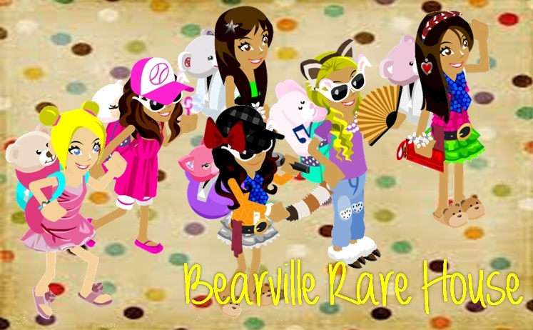 Bearville Rare House