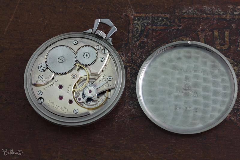 Un post qui référence les montres de brocante... tome IV Omega_11